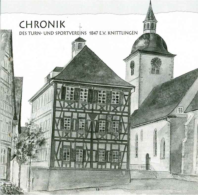 Chronik TSV Knittlingen 1