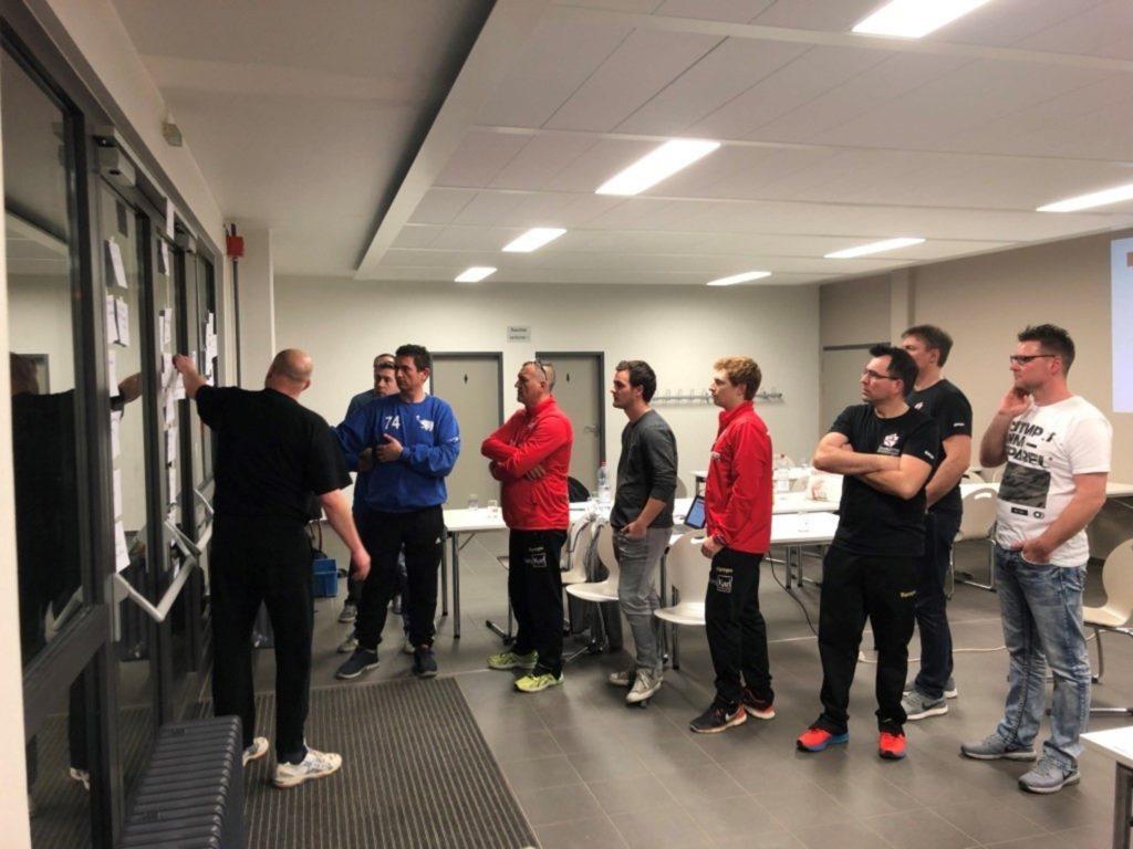 Frank Denne – Ex-Jugendkoordinator der RNL nun beim TSV im Jugendbereich aktiv