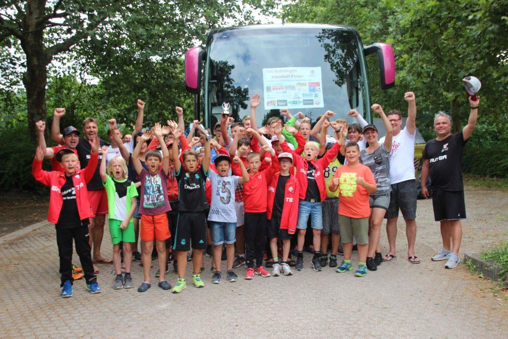 Knittlinger Jugend beim Turnier in Kuppenheim erfolgreich