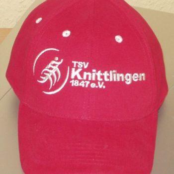Mütze des TSV Knittlingen