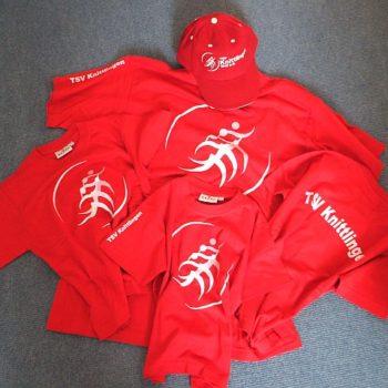 T-Shirts des TSV Knittlingen